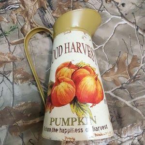 Good harvest  decoration pitcher